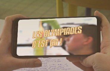 OLYMPIADES DES METIERS 2018