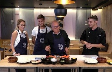 BEST OF CORDON BLEU MARINE GIRONDINS TV