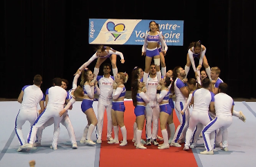 LIVE CHEERLEADING 2018