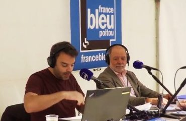 FRANCE BLEU – MONTMORILLON